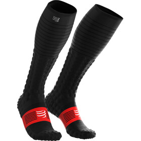 Compressport Race & Recovery - Calcetines Running - negro